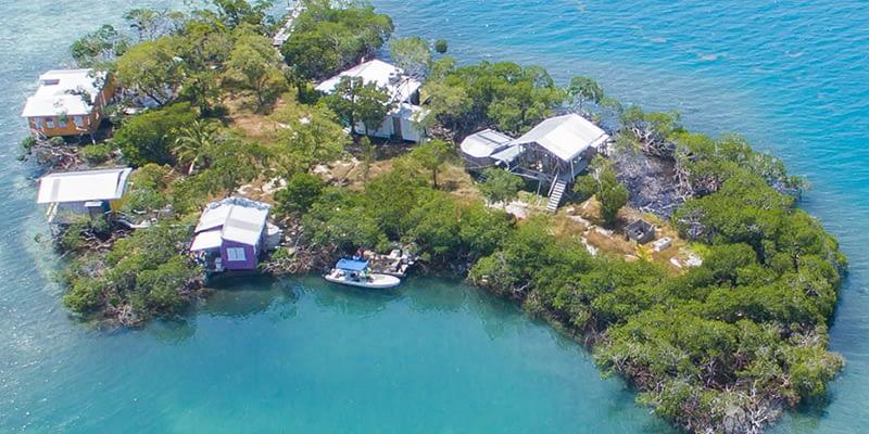 Island for sale in Belize - Stann Creek District