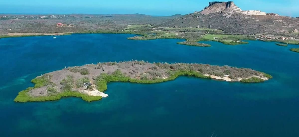 Island for sale in Curacao