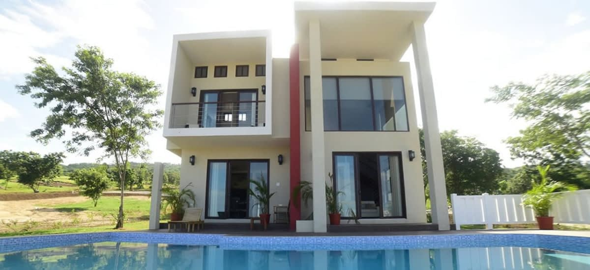 Beachfront villas for sale in Jamaica