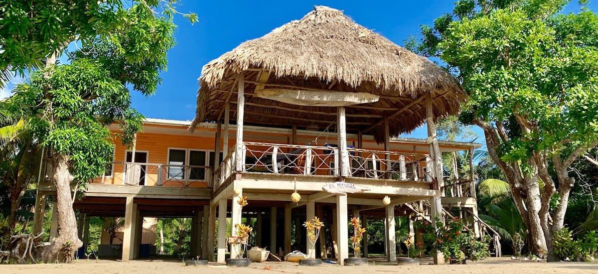 Off grid home for sale in Belize
