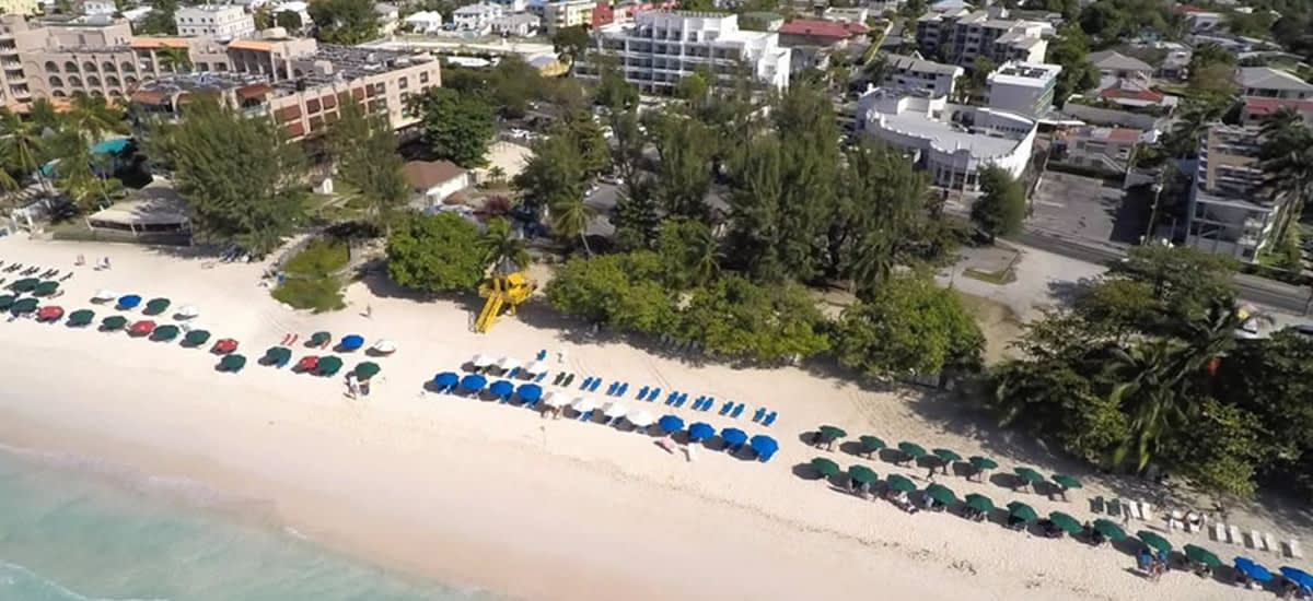 Hotel for sale near the beach in Barbados