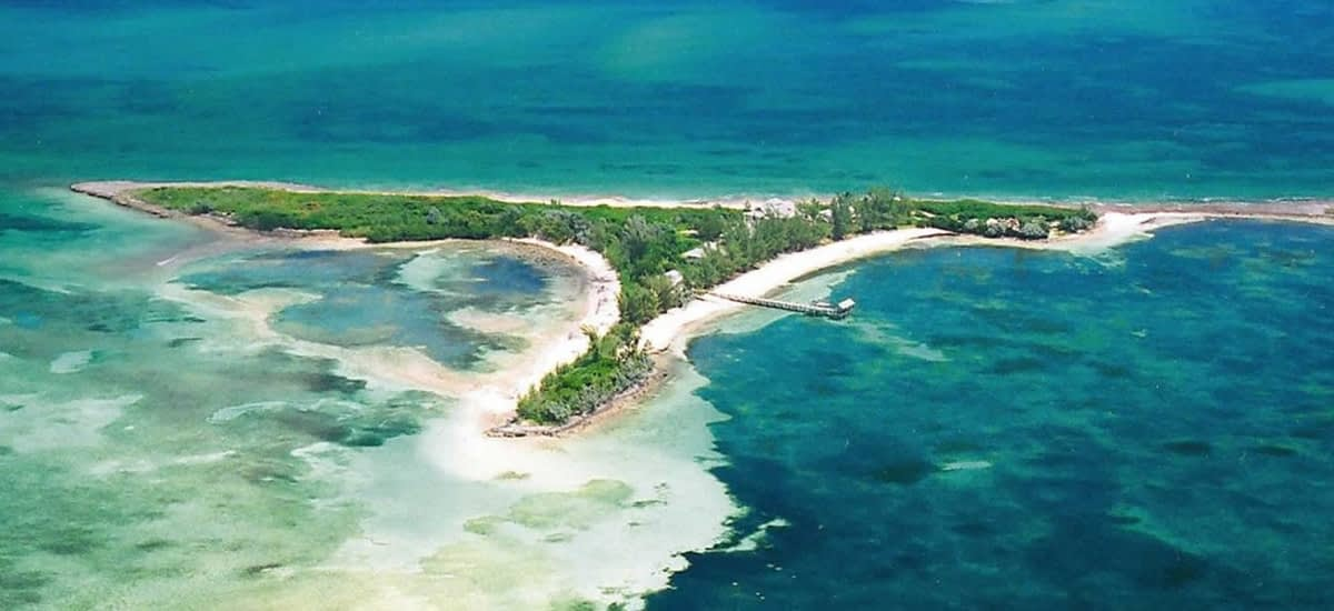 Island for sale in The Bahamas