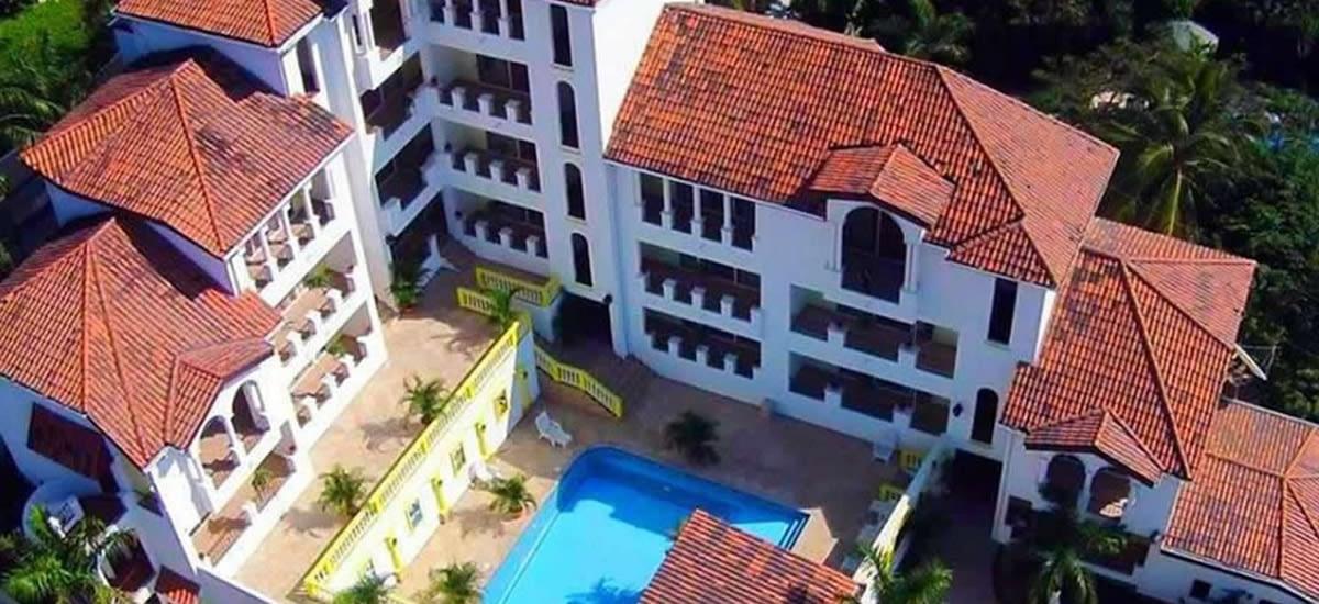Hotel for sale in Roatan