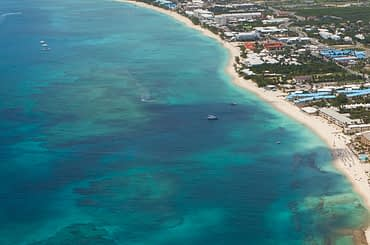 Cayman Islands - Aerial View
