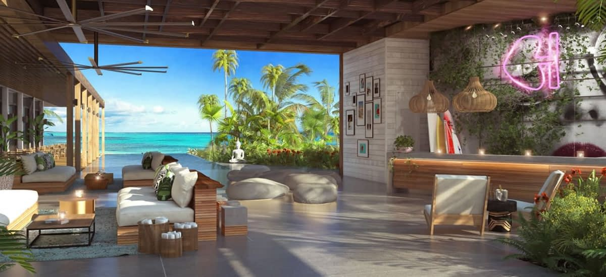 Hotel suites for sale in the Turks & Caicos Islands
