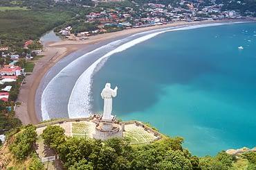 San Juan del Sur Bay, Nicaragua