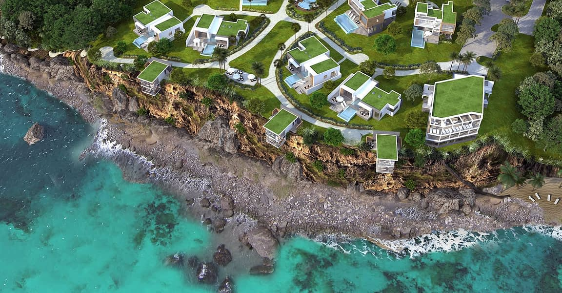 Villa and condo resort, Salisbury Dominica - Dominican Citizenship by Investment Programme approved project