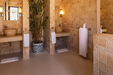 Ultra-luxury beachfront home for sale, Little Harbour, Anguilla - bathroom