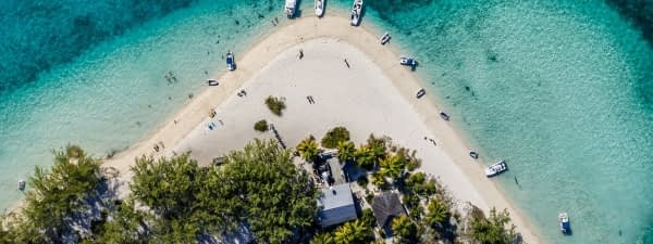 Bahamas - Drone View