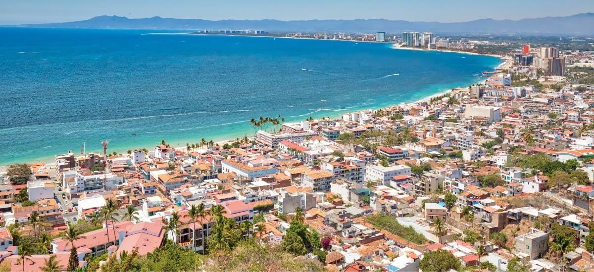 Puerto Vallarta in Mexico - a popular place to retire