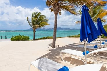Ultra-luxury beachfront home for sale, Little Harbour, Anguilla - beach