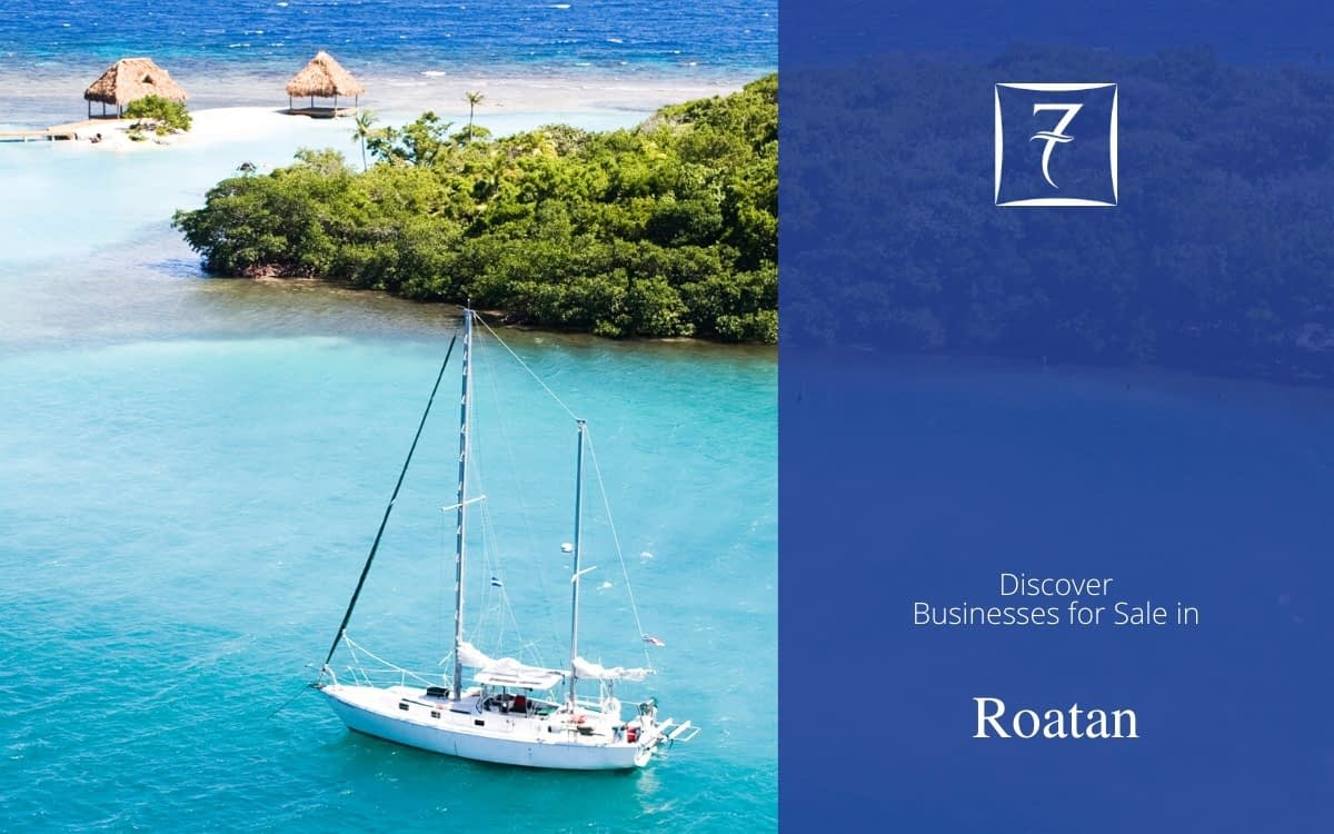 Discover businesses for sale in Roatan in the Bay Islands