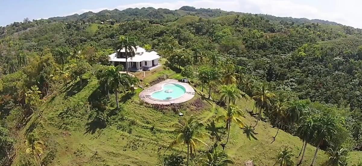 Samana, Dominican Republic - 17 acre off the grid estate for sale near Las Terrenas