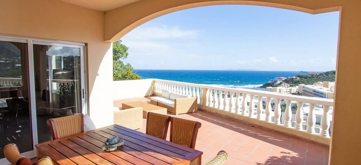 Condo for sale in Oyster Pond in St Maarten