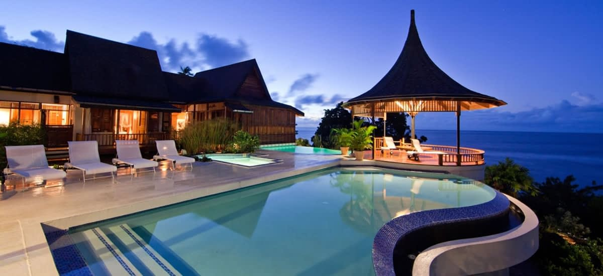 Luxury home for sale in Tobago