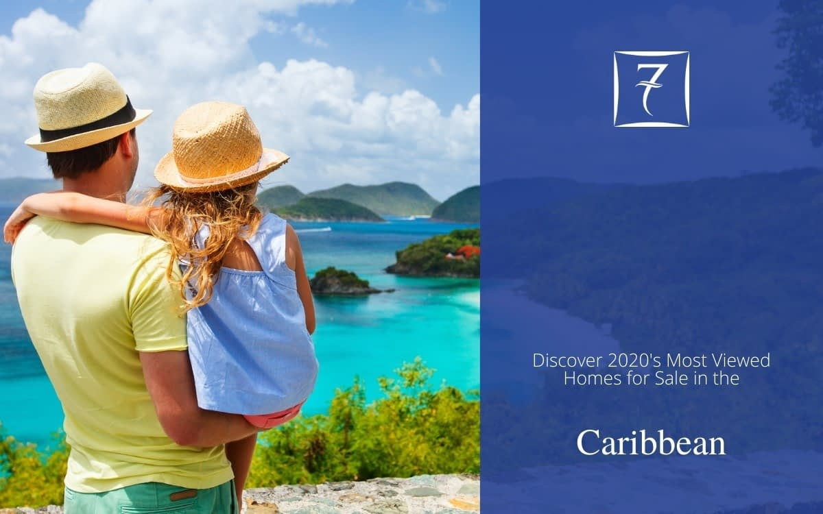 Discover the most viewed homes for sale in the Caribbean this year