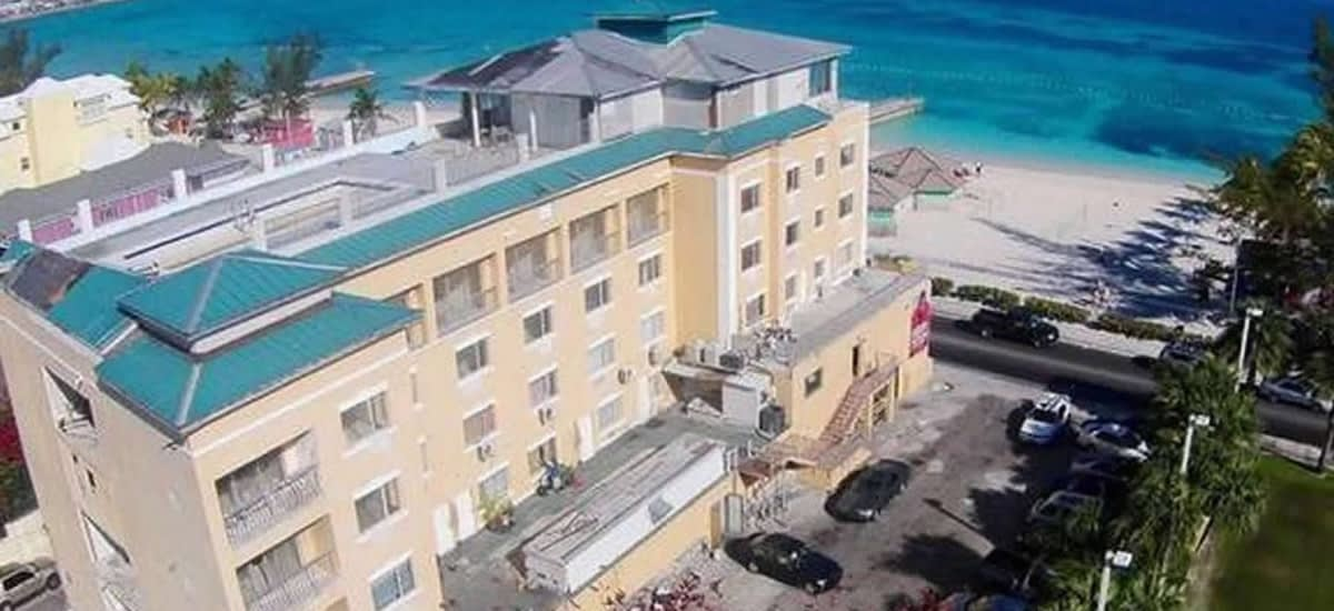 Hotel for sale in Downtown Nassau in The Bahamas